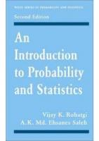 An Introduction to Probability and Statistics (Wiley Series in Probability and Statistics)
