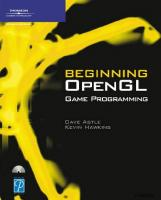 Beginning OpenGL Game Programming