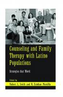 Counseling and Family Therapy with Latino Populations: Strategies that Work (Family Therapy and Counseling)