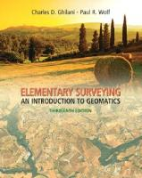 Elementary surveying. An introduction to geomatics