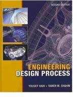 Engineering Design Process , Second Edition