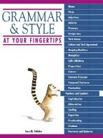 Grammar and Style at Your Fingertips