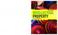 Intellectual Property, 7th Edition