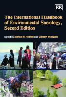 International Handbook of Environmental Sociology, Second Edition