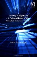 Ludwig Wittgenstein - A Cultural Point of View (Ashgate Wittgensteinian Studies)