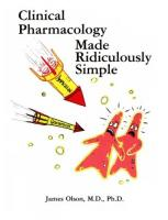 Made Ridiculously Simple: Clinical Pharmacology