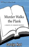 Murder Walks the Plank