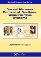 Neural Network Control of Nonlinear Discrete-Time Systems (Automation and Control Engineering)
