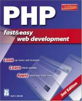 PHP Fast & Easy Web Development