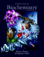 Principles of Biochemistry, 5th Edition