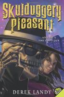 Skulduggery Pleasant: Scepter of the Ancients