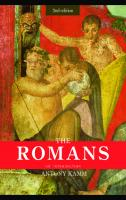 The Romans an introduction