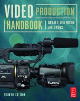 Video Production Handbook, Fourth Edition